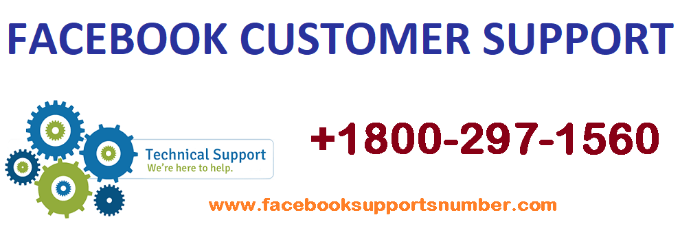 Category: Facebook Customer Service Number - +1-800-297-1560